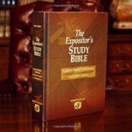 Expositor's Study Bible - Giant Print