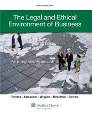 Legal Environment Of Business And Ethics
