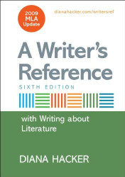Writer's Reference With Writing About Literature