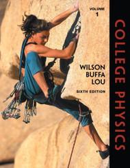 College Physics Volume 1