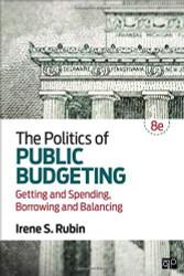 Politics Of Public Budgeting