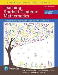 Teaching Student-Centered Mathematics Volume 3 Grades 6-8