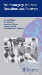 Neurosurgery Rounds