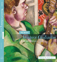 Perry Western Civilization Brief Volume 2