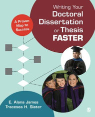 Writing Your Doctoral Dissertation Or Thesis Faster
