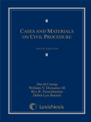 Cases And Materials On Civil Procedure