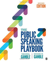 Public Speaking Playbook