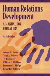 Human Relations Development