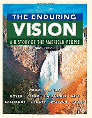 Enduring Vision Volume 1