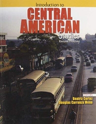 Introduction To Central American Studies
