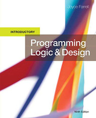Programming Logic And Design Introductory