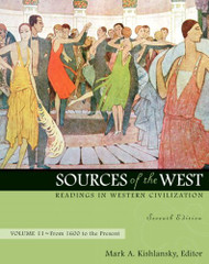 Sources Of The West Volume 2