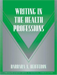 Writing In The Health Professions