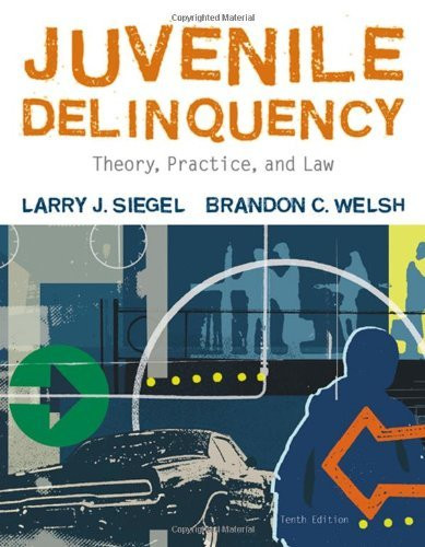 two theories used to explain juvenile delinquency Theoretical perspectives on juvenile delinquency: crime, and punishment, there are two primary no one theory can adequately explain delinquency.