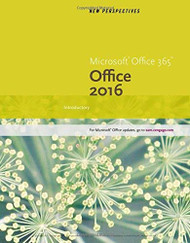 New Perspectives Microsoft Office