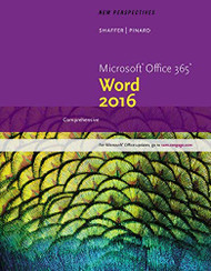 New Perspectives On Microsoft Office & Word
