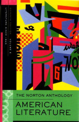 Norton Anthology Of American Literature Volume E
