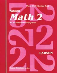 Saxon Math 2 Homeschool