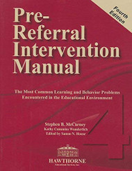 Pre-Referral Intervention Manual