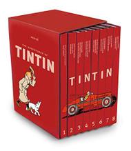 Complete Adventures of Tintin