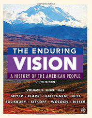 Enduring Vision Volume 2