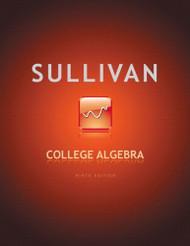 College Algebra     by Sullivan