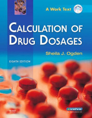 Calculation Of Drug Dosages