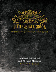 Pastry Chefs Little Black Book