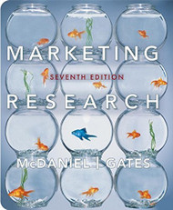 Marketing Research Carl McDaniel