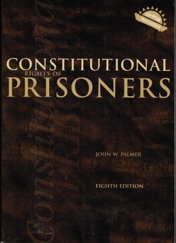 constitutional rights of prisoners During the 1960s and 1970s, the courts moved away from the hands off doctrine and acknowledged that courts have a duty to resolve constitutional claims of prisoners.