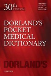 Dorland's Pocket Medical Dictionary