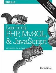 Learning PHP MySQL and JavaScript CSS & HTML5