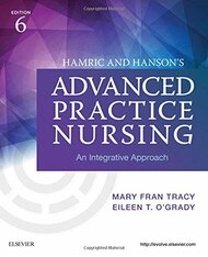 Hamric & Hanson's Advanced Practice Nursing
