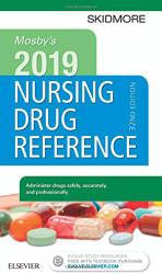 Mosby's Nursing Drug Reference