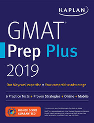 Kaplan New Gmat Prep