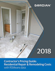 Contractor's Pricing Guide Residential Repair And Remodeling