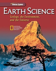 Earth Science Geology The Environment And The Universe by Glencoe Mcgraw-Hill