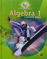 HIGH SCHOOL MATH CME COMMON CORE ALGEBRA 1 STUDENT EDITION GRADE 9/12