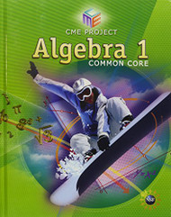 HIGH SCHOOL MATH CME COMMON CORE ALGEBRA 1 STUDENT EDITION GRADE 9/12