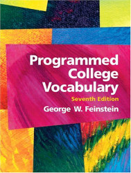 Programmed College Vocabulary