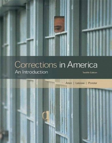Corrections In America