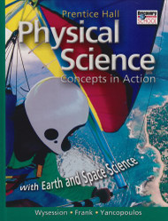Physical Science Concepts In Action With Earth And Space Science