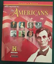 The Americans: Teacher Edition Survey 2012