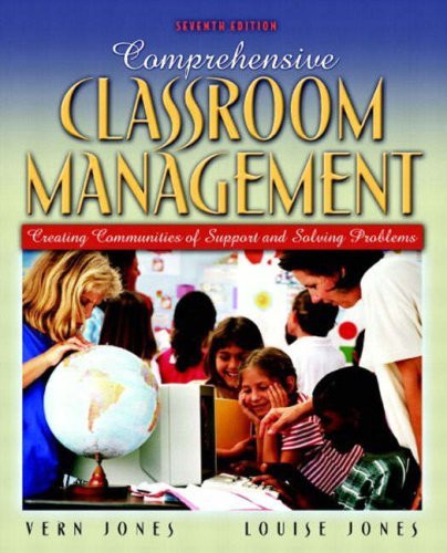 Comprehensive Classroom Management