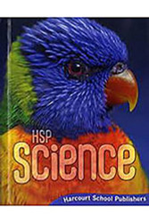 Harcourt Science Student Edition Grade 2 2009