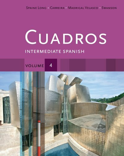 Cuadros Student Text Volume 4 Of 4