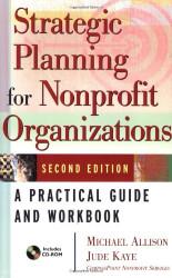 Strategic Planning For Nonprofit Organizations