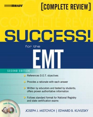 Success! For The Emt