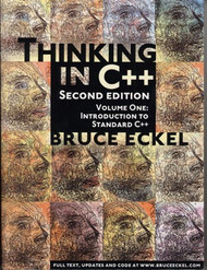 Thinking In C++ Volume 1