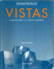 Vistas Workbook